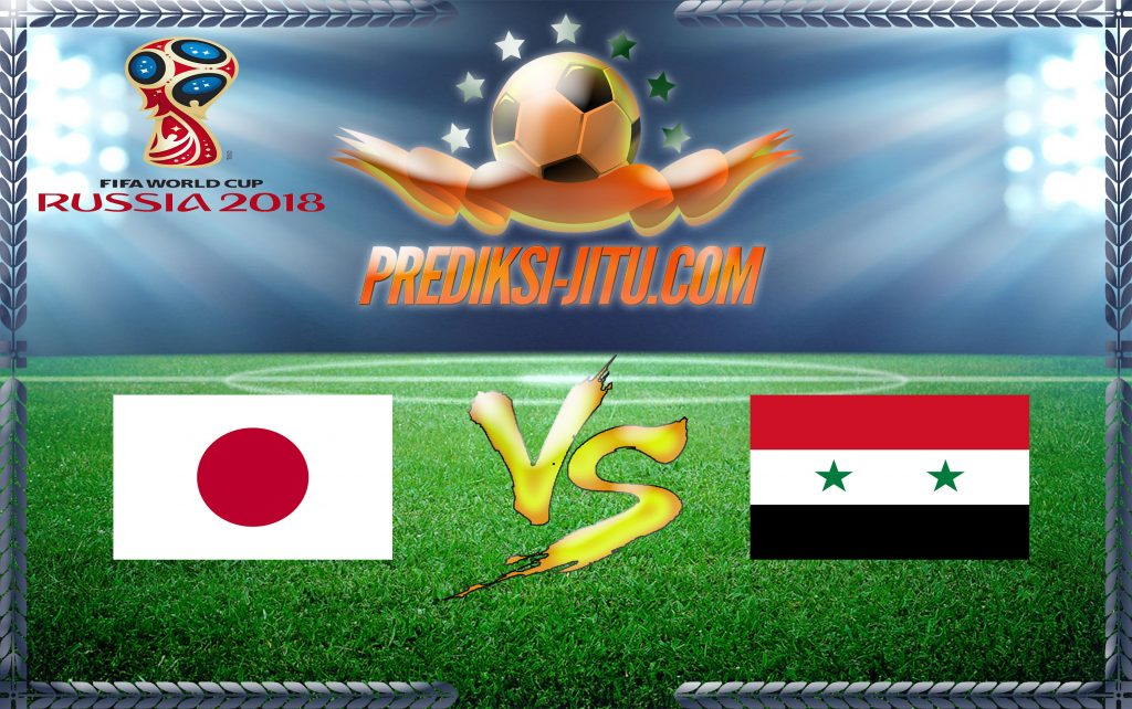 Japan Vs Syria