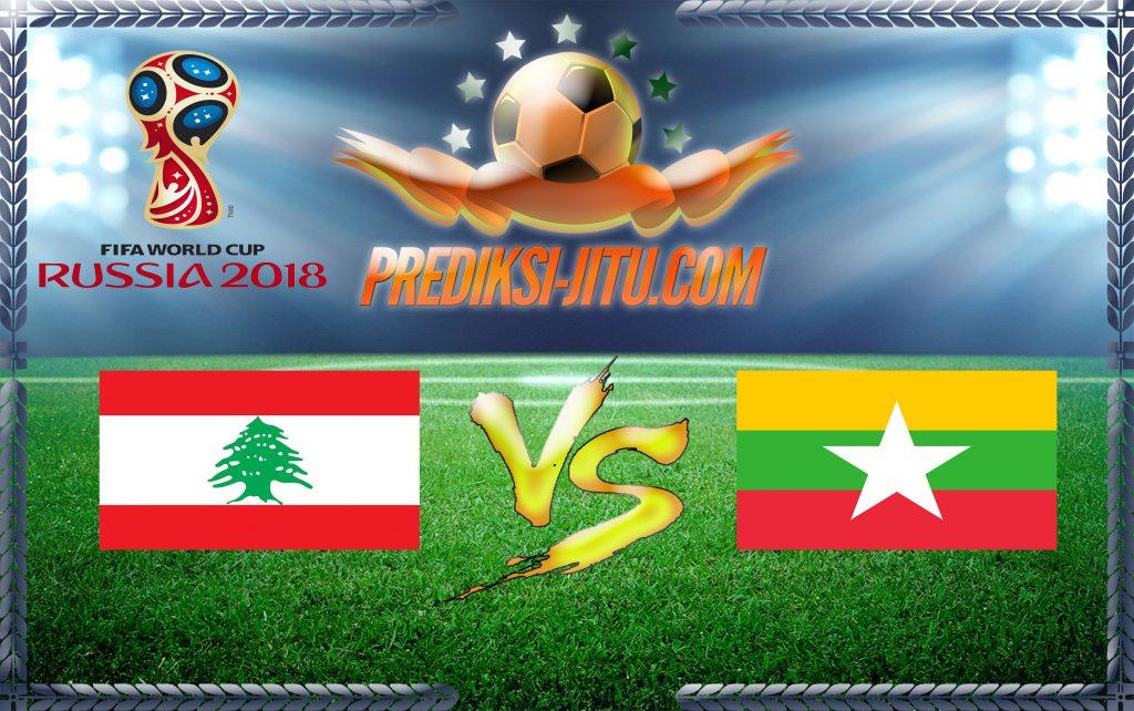 Lebanon Vs Myanmar