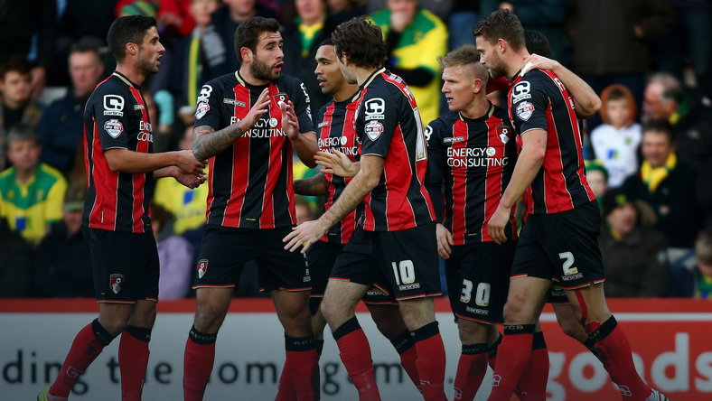 Afc Bournemouth Team Football