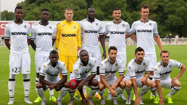 Angers Football Team