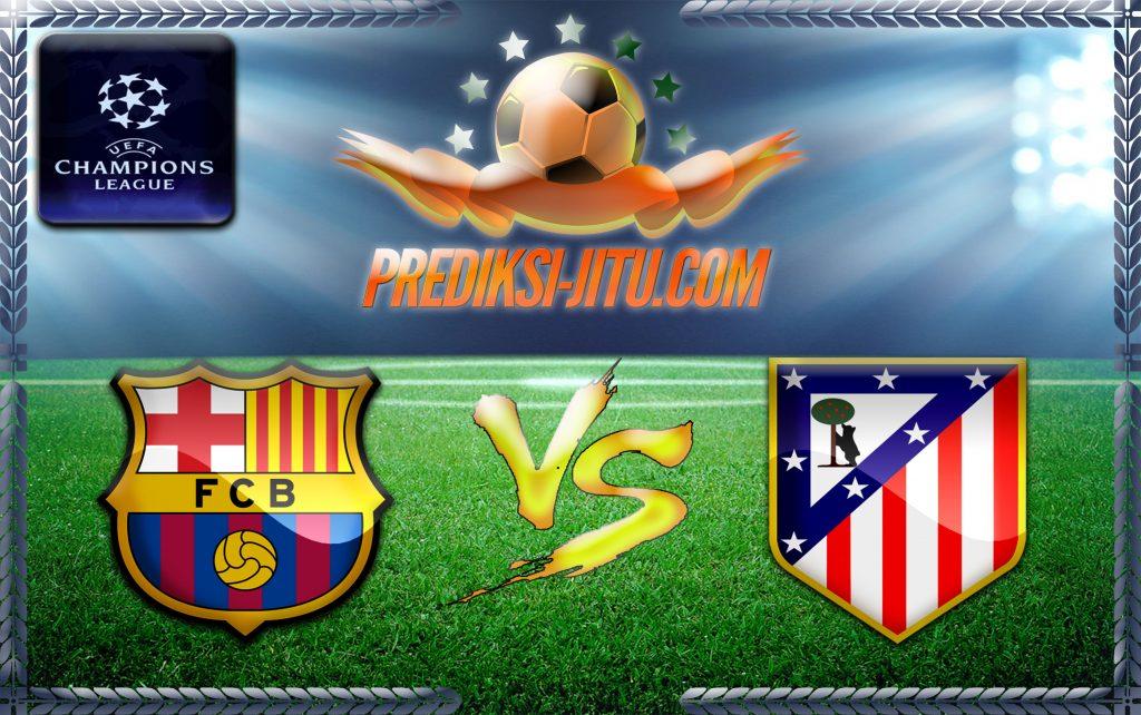Barcelona Vs Atletitco