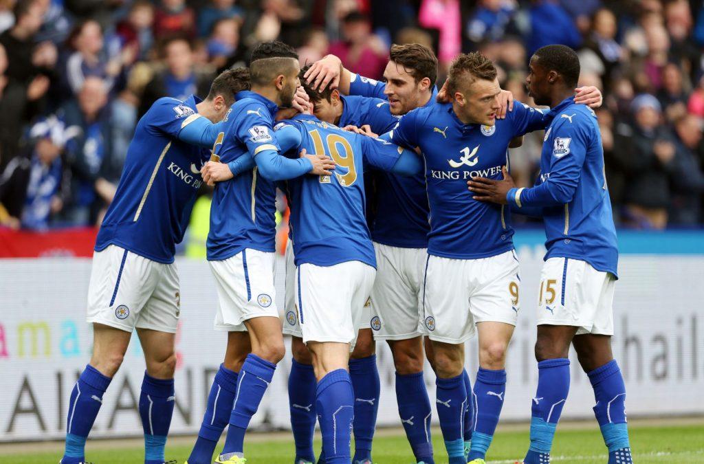 Leicester City Football Team