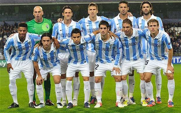 Malaga Football Team