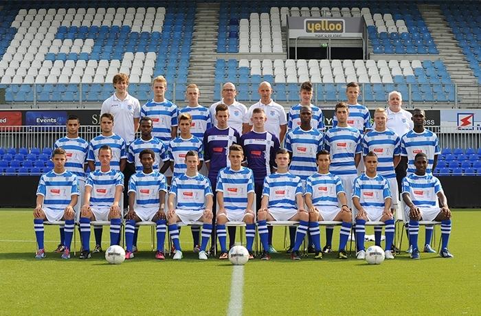 Pec Zwolle Football Team