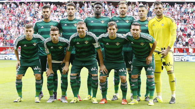Real Betis Team