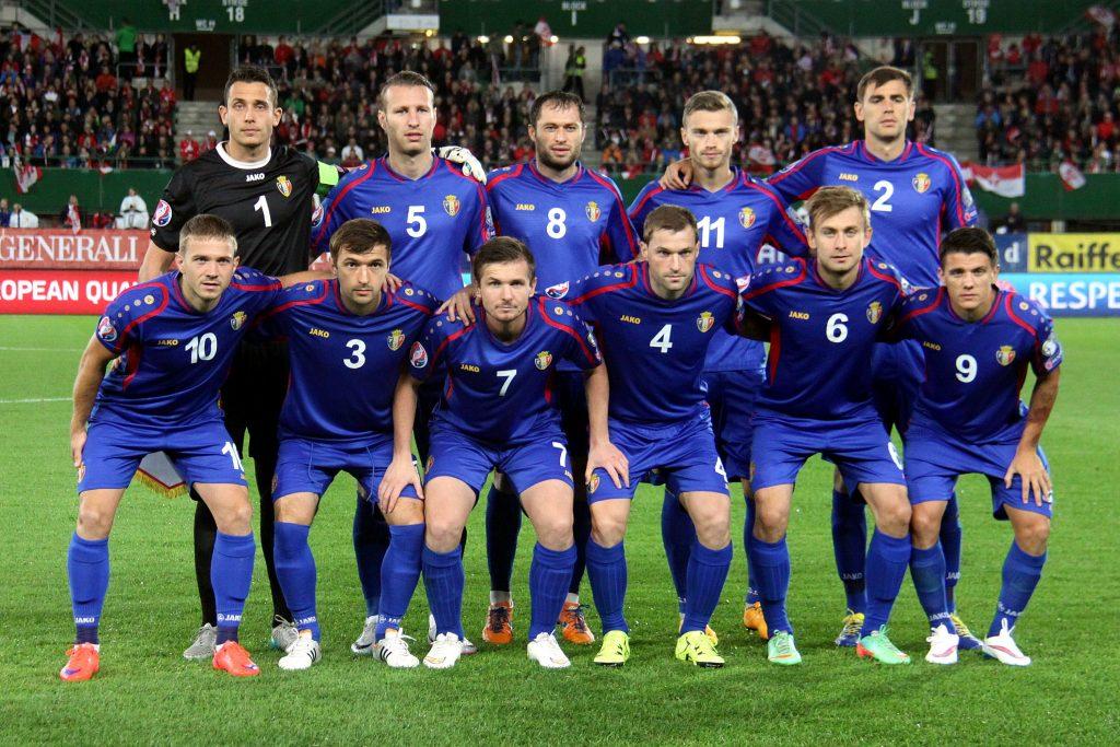 Moldova Football Team