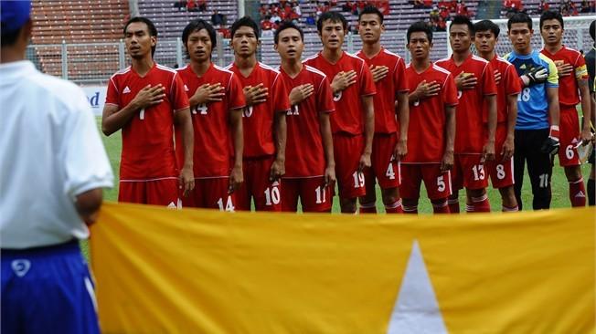 Myanmar Football Team
