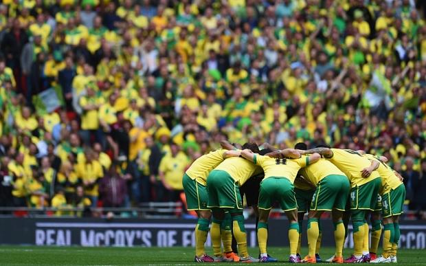 Norwich Football Team