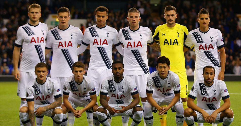 Tottenham Team Football