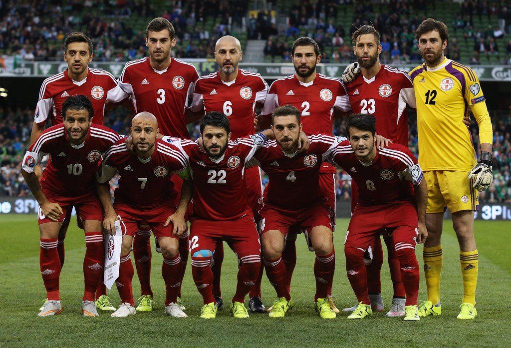 Georgia Football Team