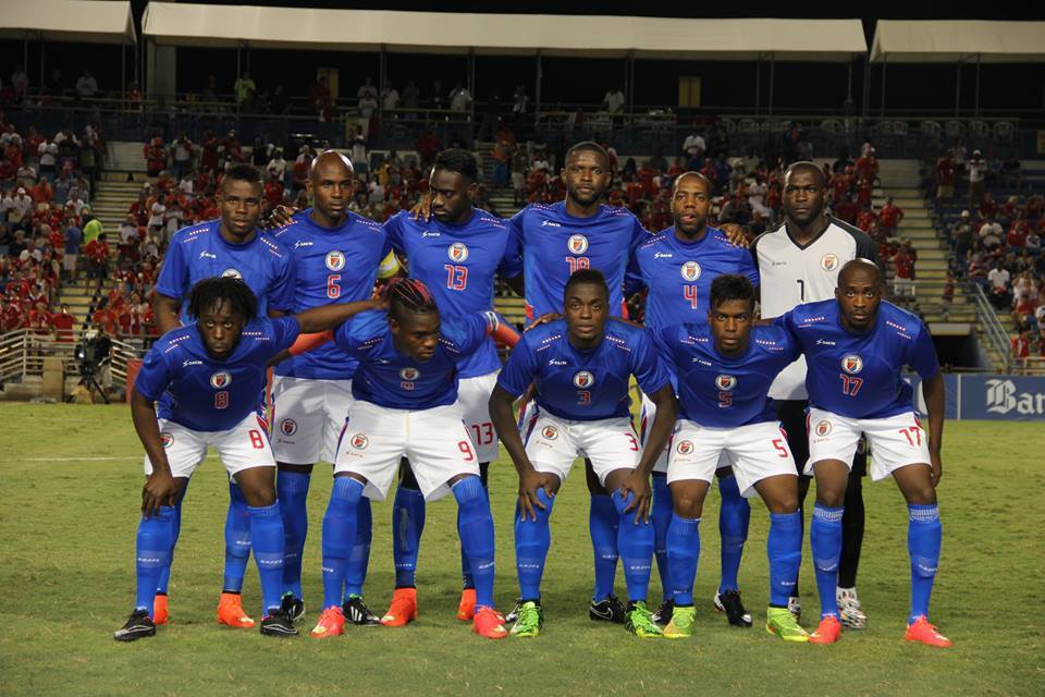 Haiti football Team