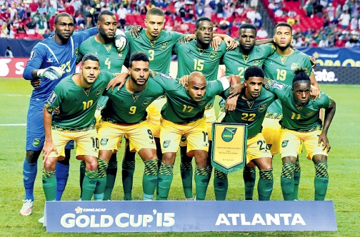 Jamaica Football Team