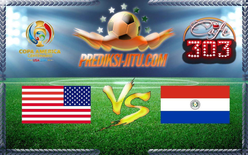 Prediksi Skor Amerika Serikat Vs Paraguay 12 Juni 2016
