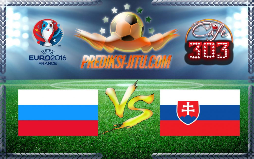 Prediksi Skor Russia Vs Slovakia 15 Juni 2016