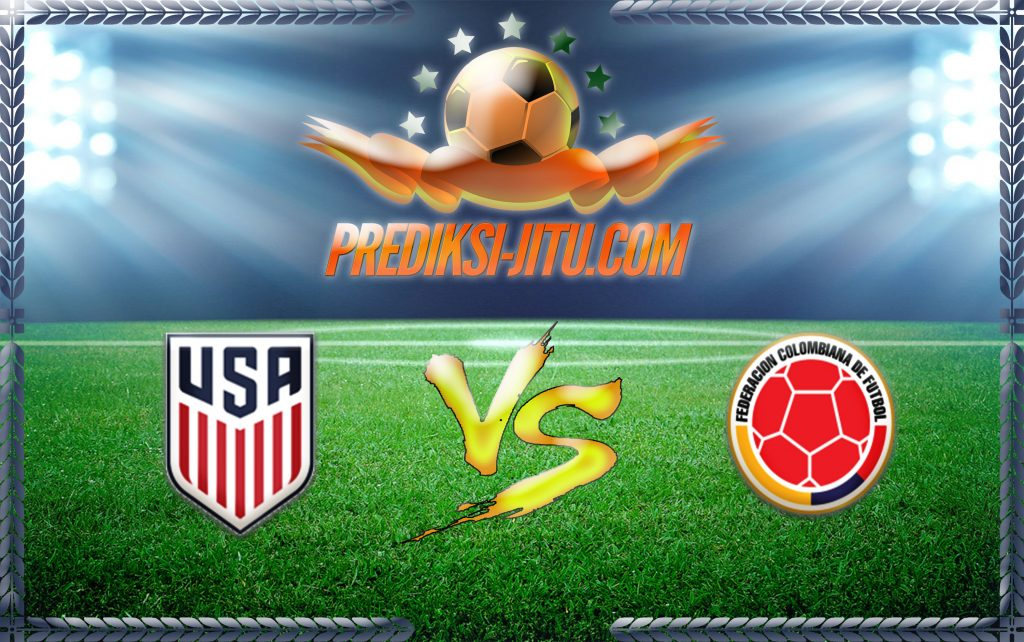 Prediksi Skor United States Vs Colombia  4 Juni 2016