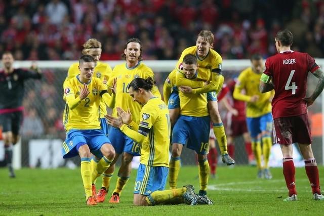 Swedia Footbal Team