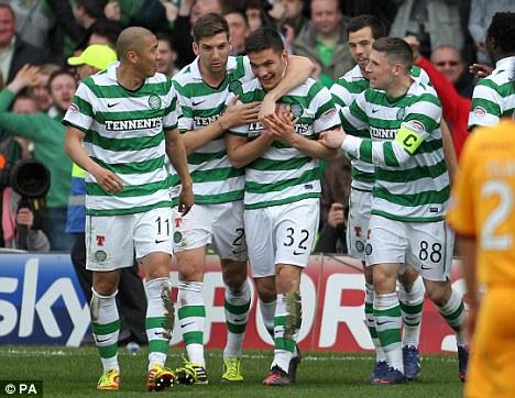 Celtic Football Team