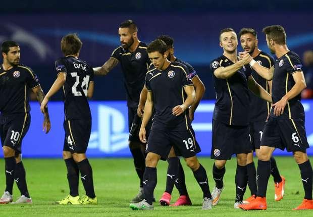 Dinamo Zagreb Football Team