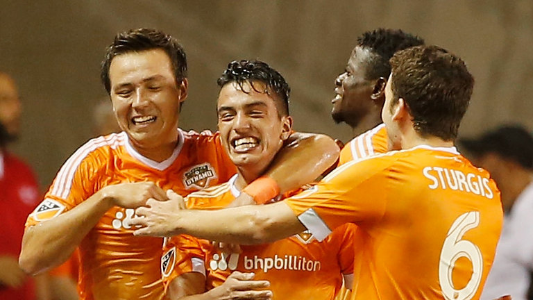 Houston Dynamo Soccer Team