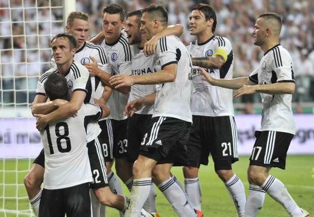 Legia Warszawa Football Team