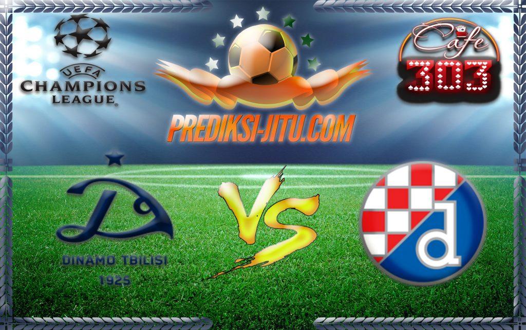 Prediksi Skor Dinamo Tbilisi Vs Dinamo Zagreb 3 Agustus 2016