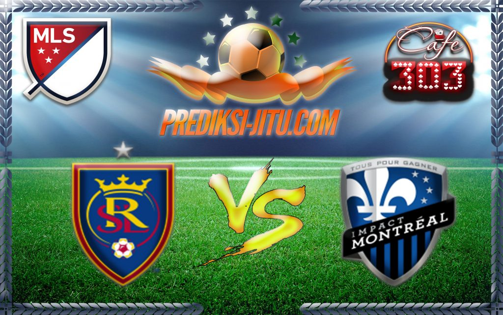 Prediksi Skor Real Salt Lake Vs Montreal Impact  10 Juli 2016
