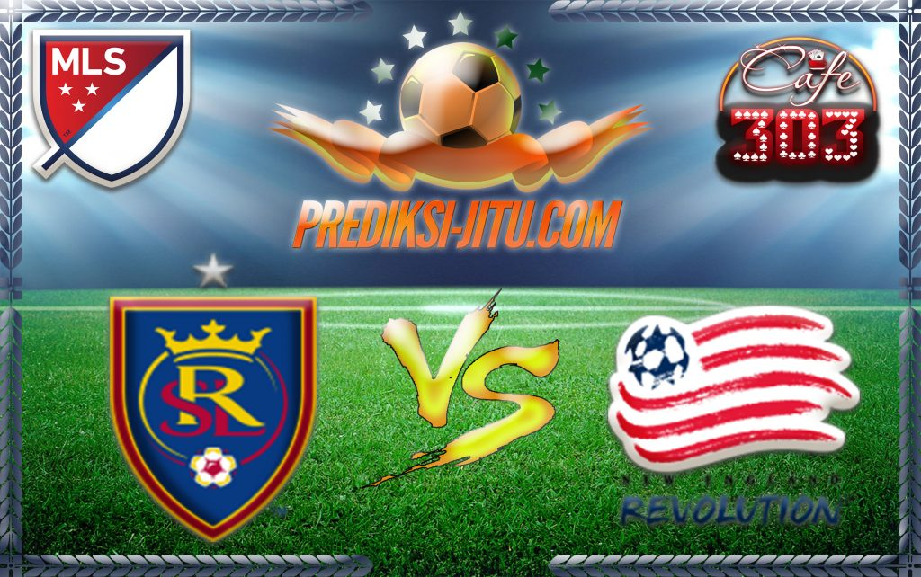 Prediksi Skor Real Salt Lake Vs New England 17 Juli 2016