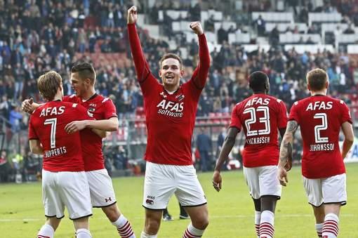 AZ Alkmaar Football Team