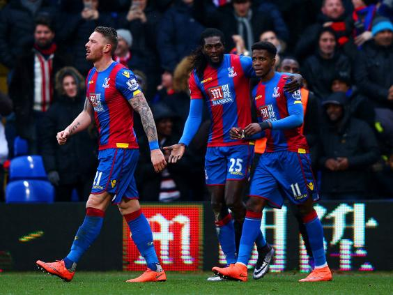 Crystal Palace Football Team