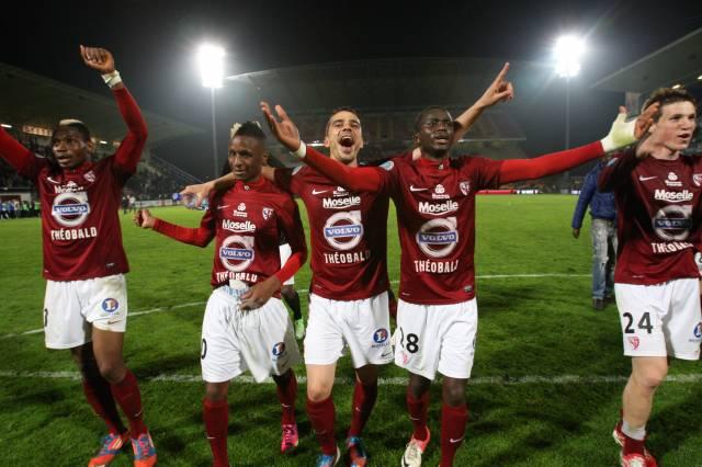 Metz Football Team