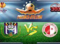 Prediksi Skor Anderlecht Vs Slavia Praha 26 Agustus 2016