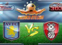 Prediksi Skor Aston Villa Vs Rotherham United 13 Agustus 2016