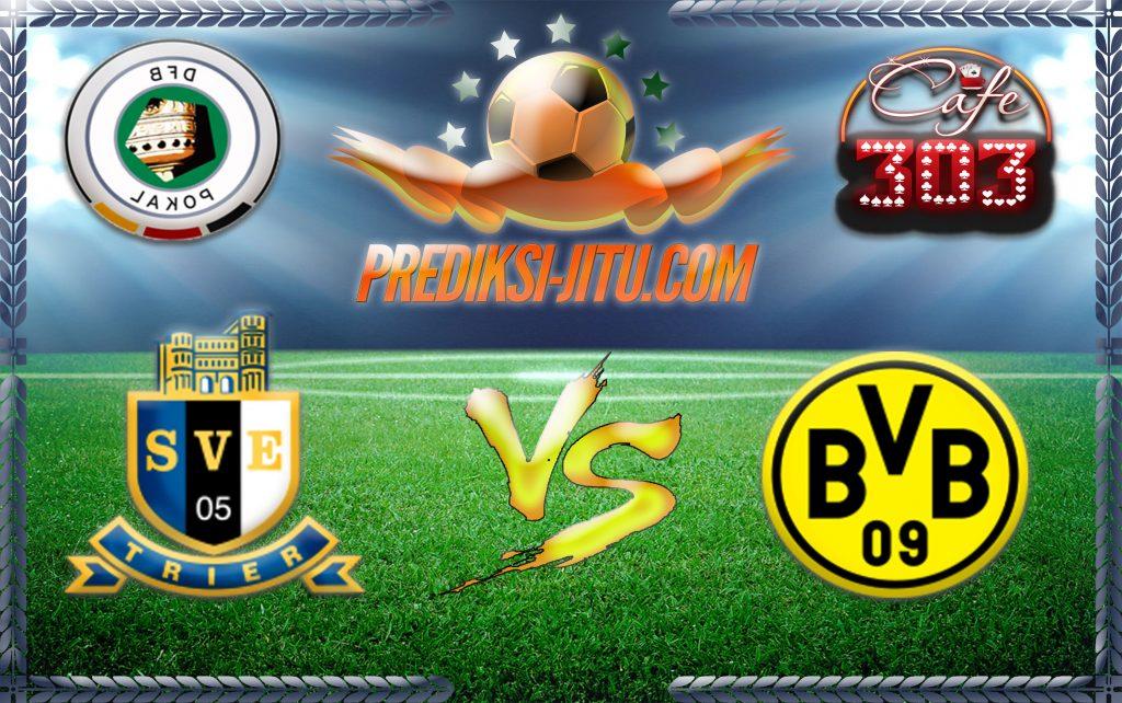 Prediksi Skor Eintracht Trier Vs Borussia Dortmund 23 Agustus 2016