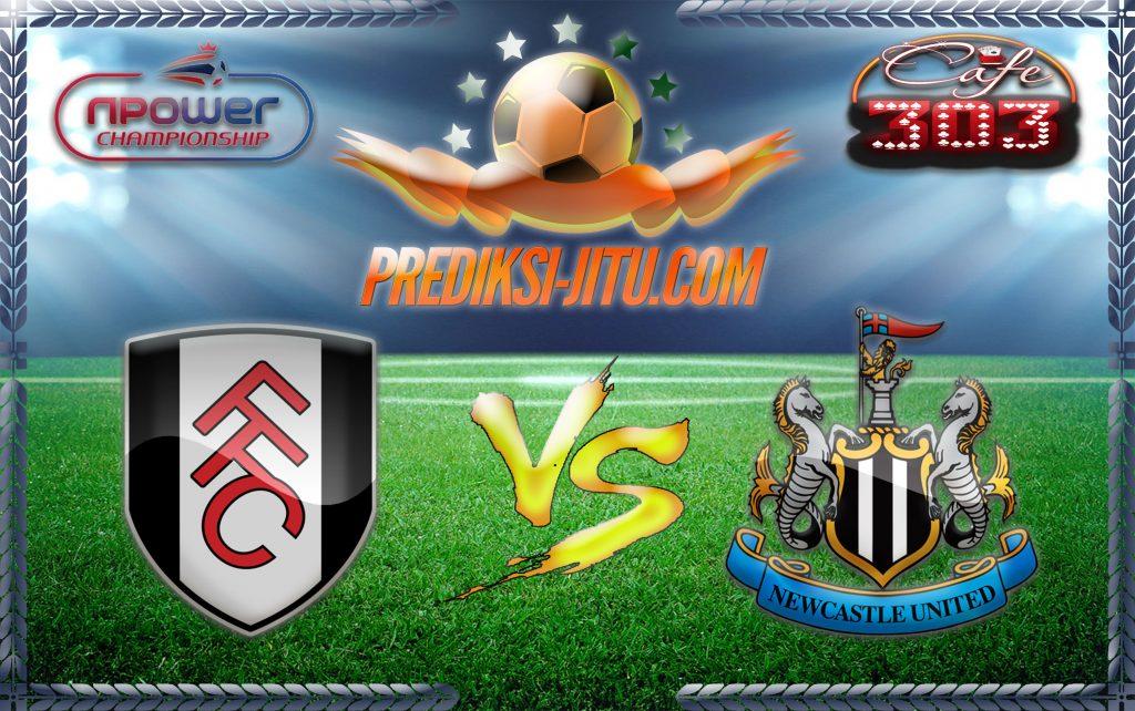 Prediksi Skor Fulham Vs Newcastle 6 Agustus 2016