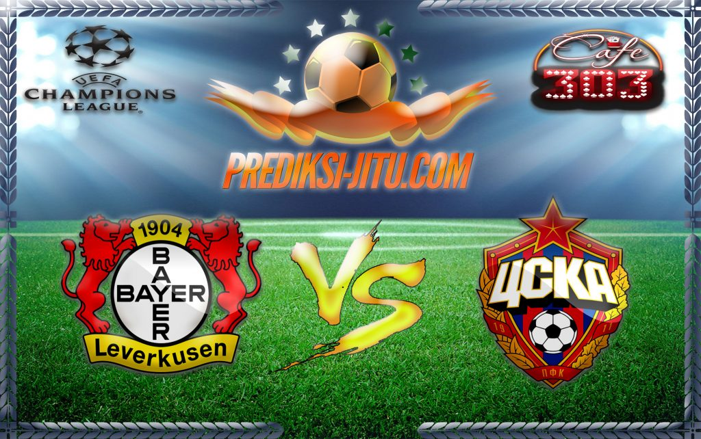 Prediksi Skor Bayer Leverkusen Vs CSKA Moscow 15 September 2016