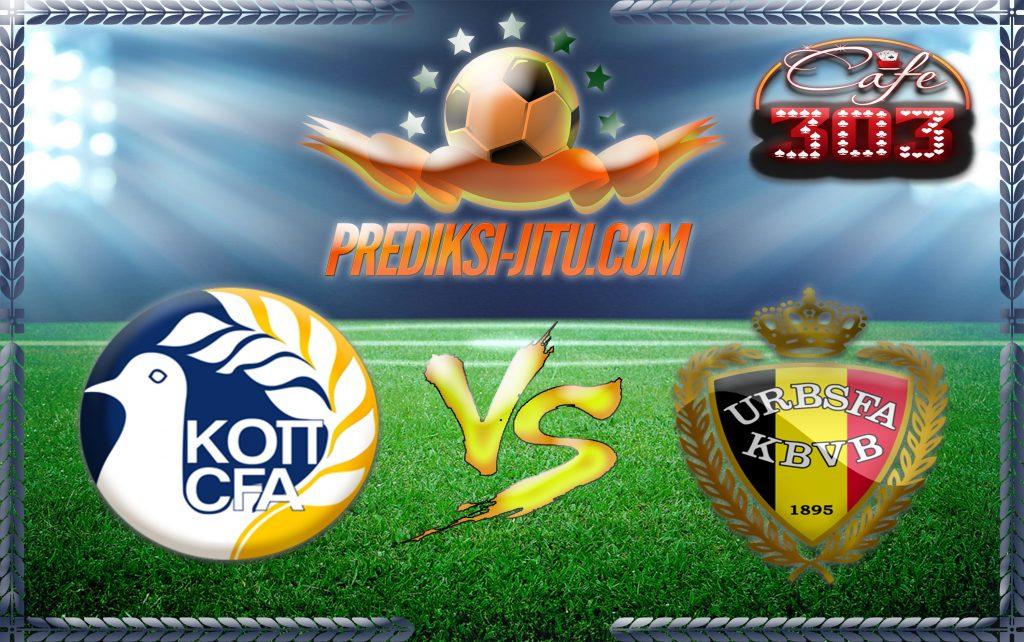Prediksi Skor Cyprus Vs Belgia 7 September 2016