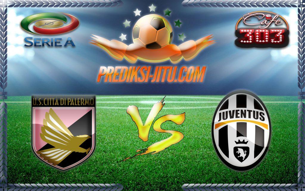 Prediksi Skor Palermo Vs Juventus 24 September 2016