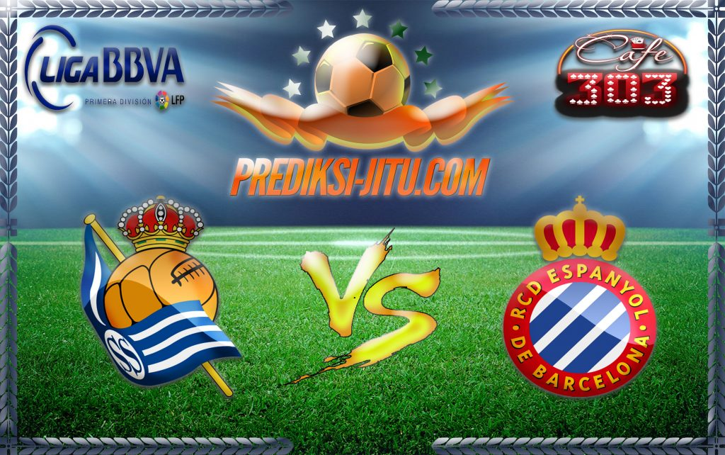 Prediksi Skor Real Sociedad Vs Espanyol 10 September 2016