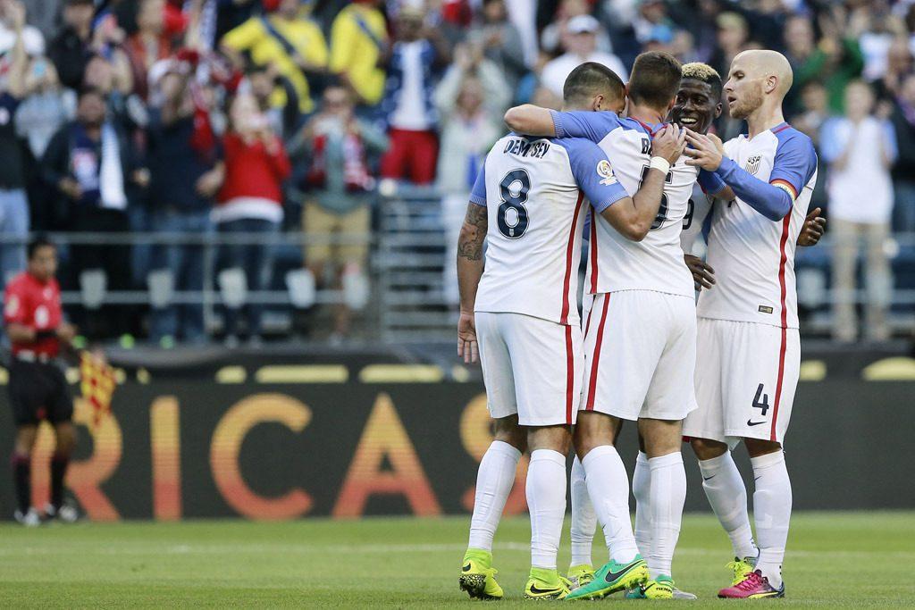 Amerika Serikat Football Team