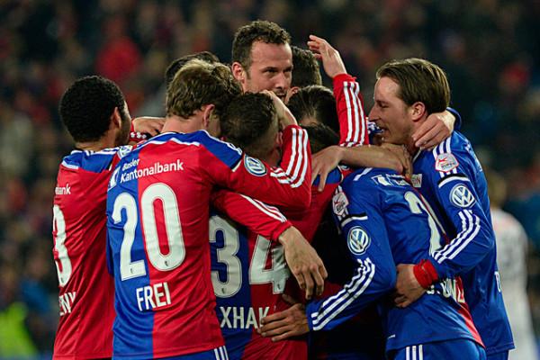 Basel Football Team