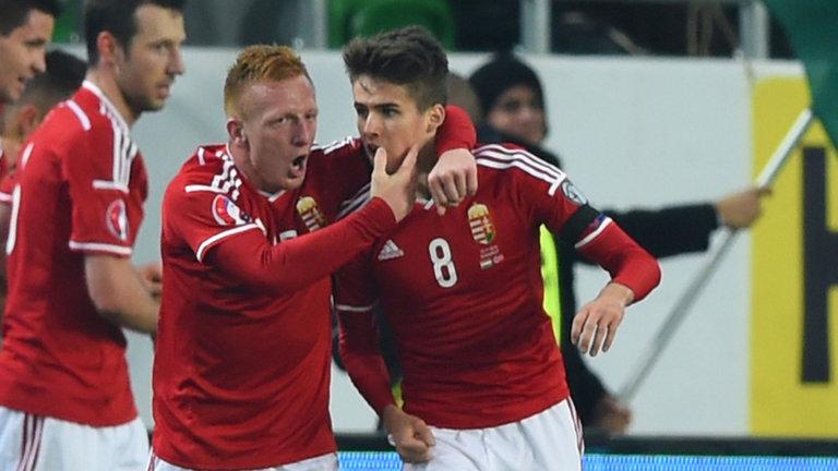 Hongaria Football Team