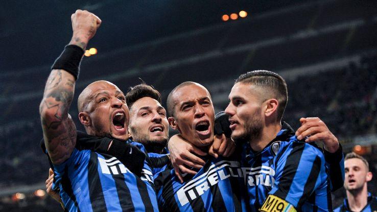 Inter Milan Football Team