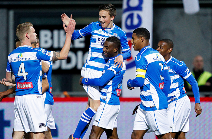 Pec Zwolle Football Team