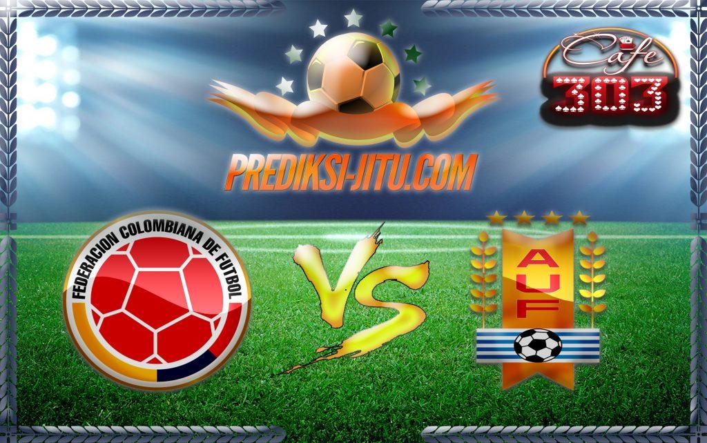 Prediksi Skor Kolombia Vs Uruguay 12 Oktober 2016