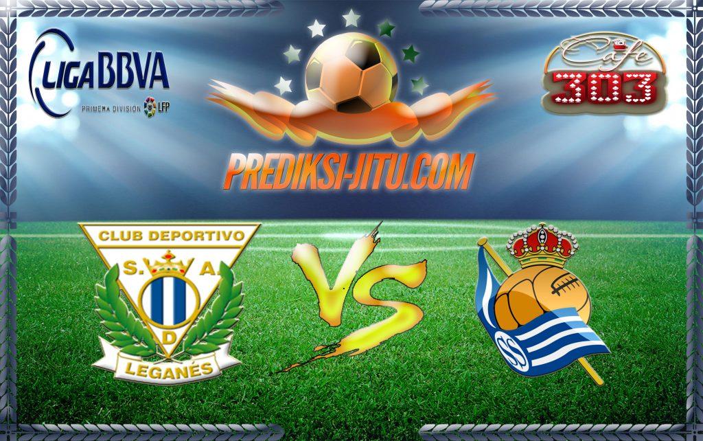 Prediksi Skor Leganes Vs Real Sociedad 29 Oktober 2016