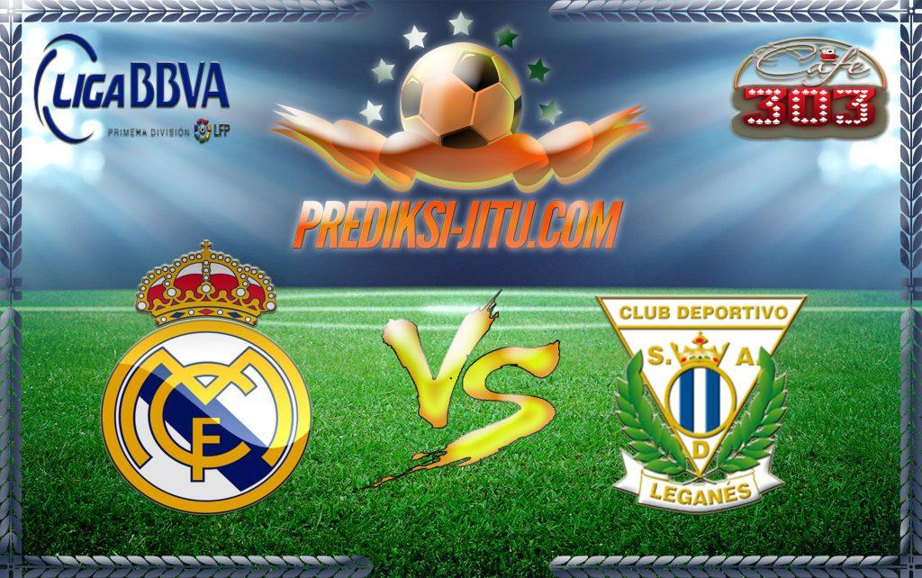 Prediksi Skor Real Madrid Vs Leganes 6 November 2016