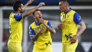 Chievo Football Team