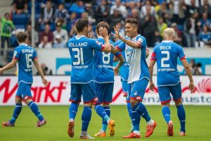 Hoffenheim team football