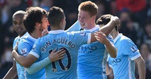 Manchester City Team football