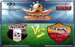 Prediksi Skor Astra vs Roma